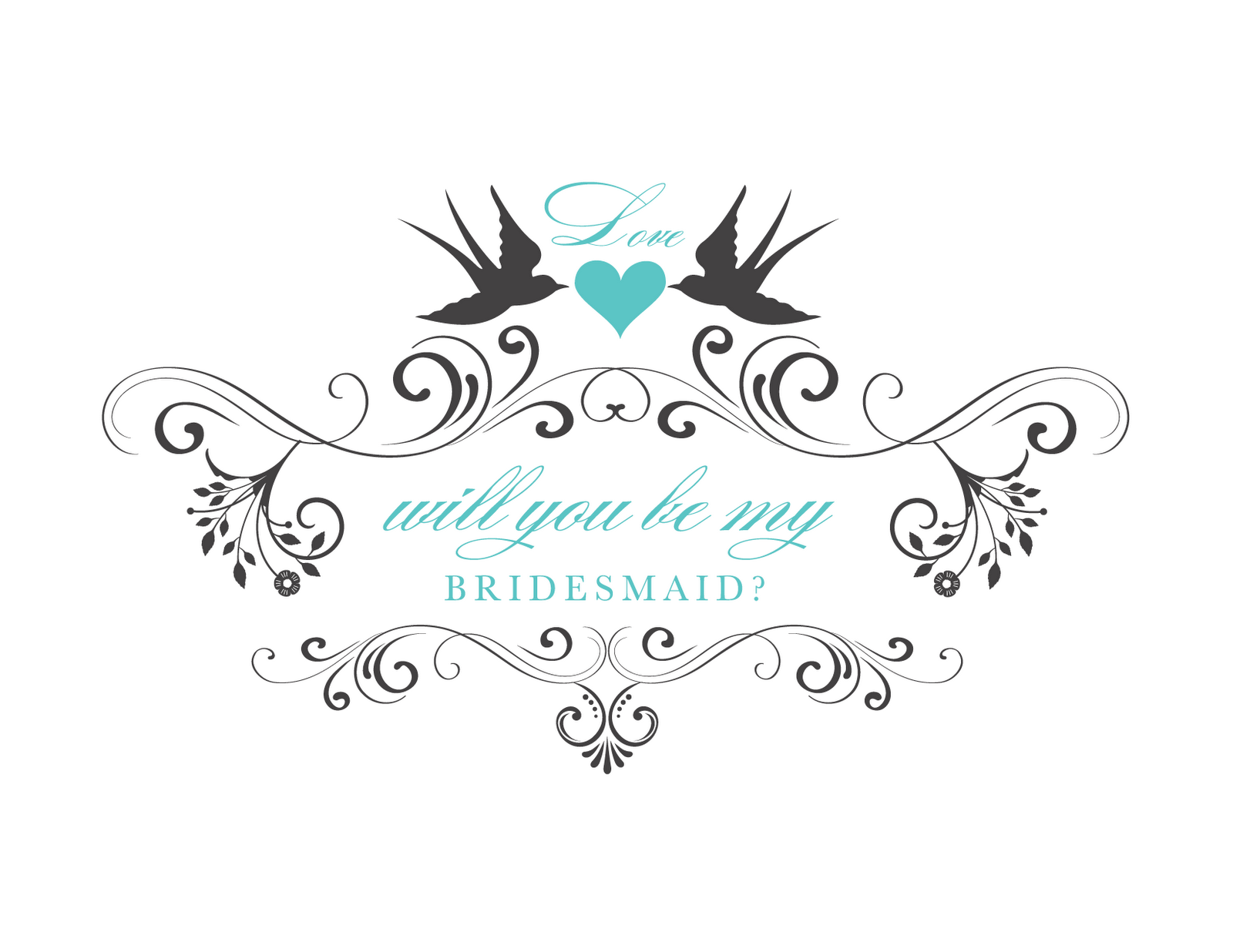 Uptown Soirée: Will You Be My Bridesmaid?