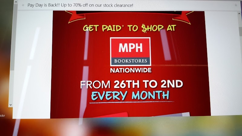 Get Paid To Shop At MPH 26 Jan - 2 Feb