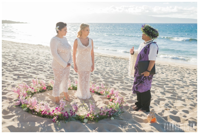 Maui LGBT Wedding Photographer