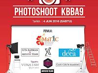 Photoshoot KBBA9 Di Matic Ramai Menggila