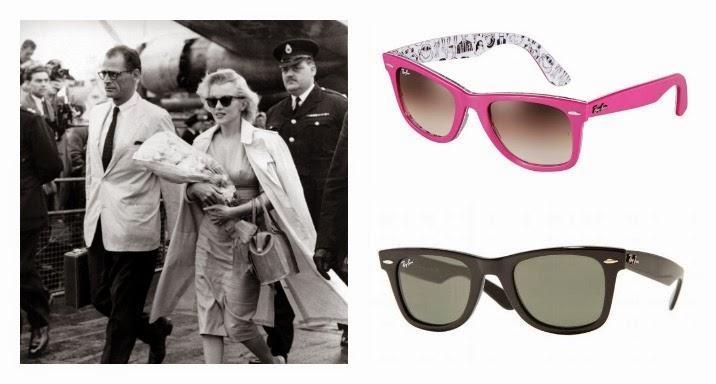 gafas de moda de la temporada