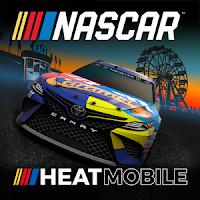 NASCAR Heat Mobile v1.3.4 Mod Apk+Data (Unlimited Money)
