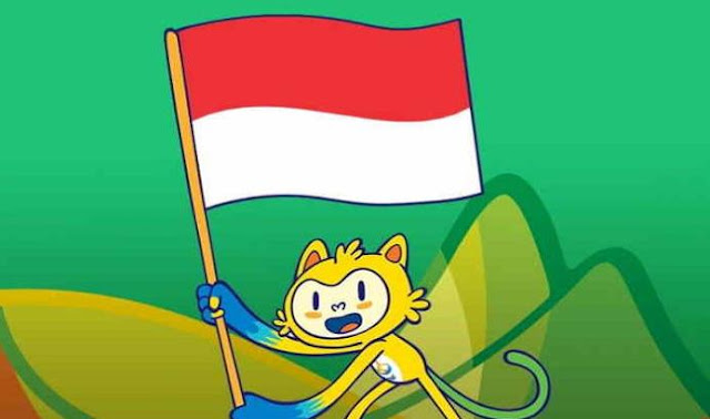 Daftar Perolehan Medali Indonesia di Olimpiade Rio 2016 Terbaru Terupdate