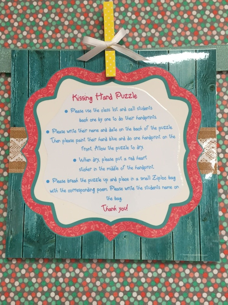 Kinderdrama: Shabby Chic Organization Tips for Volunteers