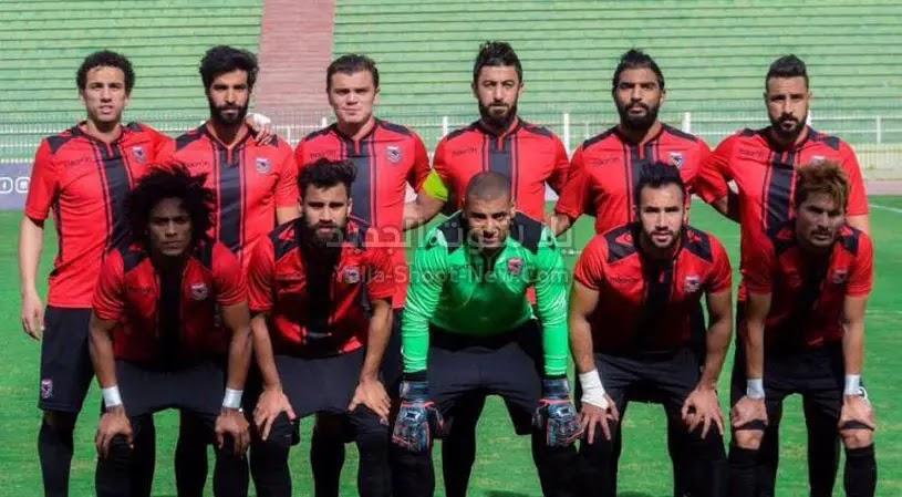 الجونة Vs نادي مصر