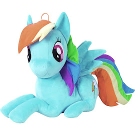 My Little Pony Rainbow Dash Plush by Jemini