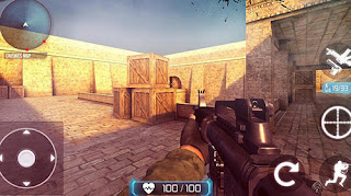 Download Counter Terrorist SWAT Strike V1.1 MOD Apk ( Unlimited Ammo )