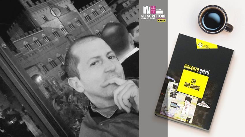 Scrittori, intervista a Vincenzo Galati