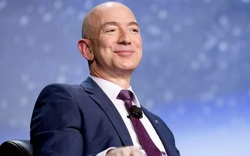 Ông chủ Amazon vừa kiếm thêm 12 tỷ USD chỉ sau 1 đêm