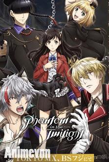 Phantom in the Twilight -  2018 Poster