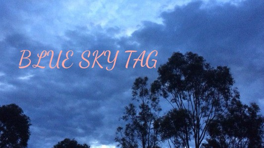 BLUE SKY TAG BY MISS A