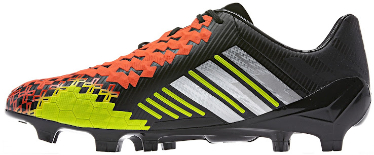 newest d99d4 533cb Colorful Adidas Predator LZ II SL Boot Colorway Released ...