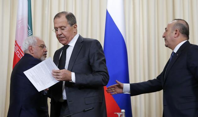 Βραχυκύκλωση των αντιπάλων στη Συρία επιχειρεί η Μόσχα!