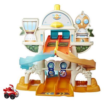 TOP WING  Pista Misión Top : Playset Isla  Mission Ready Track Producto Oficial Serie Televisión 2019 | Playskool Hasbro - E5277 Nickelodeon | A partir de 3 años COMPRAR ESTE JUGUETE