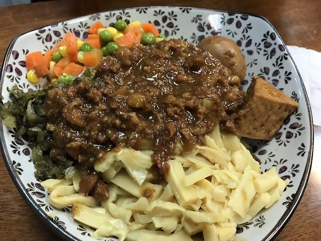 【新竹美食】竹北超猛滷肉飯<黑皮驊魯肉飯>