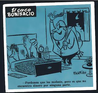El Caco Bonifacio, Tio Vivo nº 14