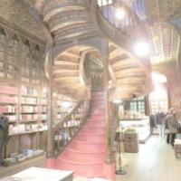 librería lello, librería harry potter oporto