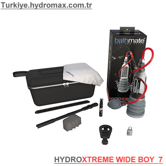 Hydroxtreme 7 Wide Boy