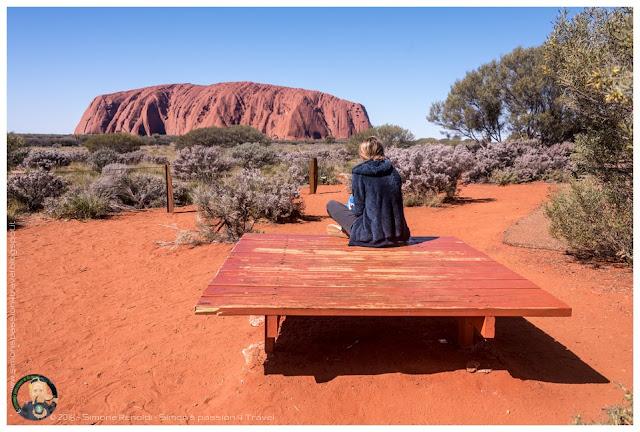 Uluru primo impatto