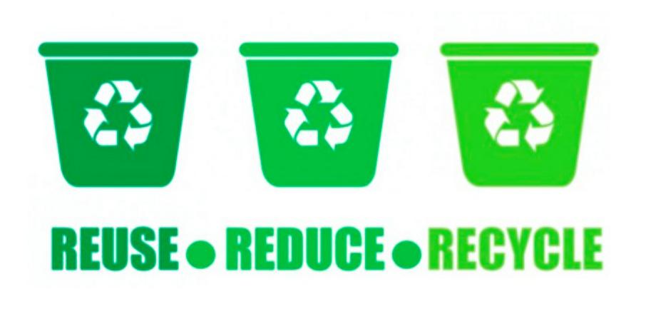 Meio Ambiente: Qual a diferença entre reutilizar e reciclar?