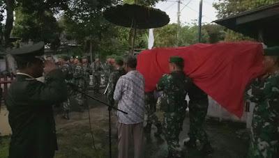 Upacara Pemakaman Secara Militer