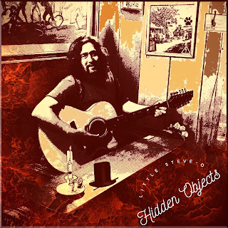 New CD Hidden Objects All Original Acoustic-Rock. Available now on iTunes, Amazon and CD Baby.