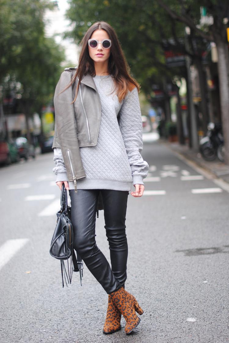 185718144d50 Fashion Design  The Grey Jacket
