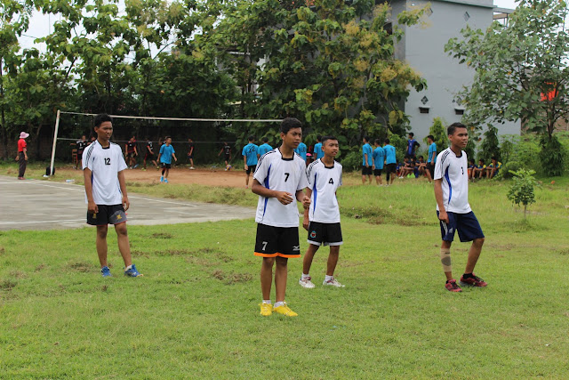 AKSIOMA Volley Ball MAN 2 Ponorogo 2016