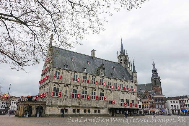 豪達, Gouda, 荷蘭, holland, netherlands, stadhuis