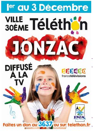 Nicole Bertin Infos Le Telethon De Jonzac Vendredi 2 Defi