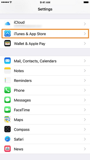 how to change apple id credit card info directly from ios 9 3 1
