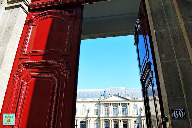Museo de los Archivos Nacionales, París