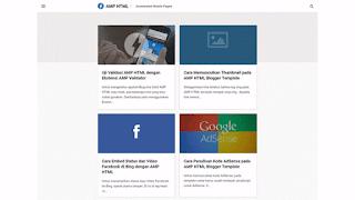 amp blogger template, amp blogger teması,free,
