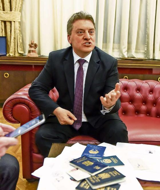 WHY IVANOV WAS SO FURIOUS