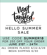 Neat & Tangled Summer Sale