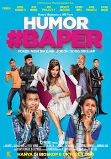 Humor #Baper 2016 DVDRip 360p 480p 720p
