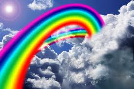 Life Is As Colorful As A Rainbow!