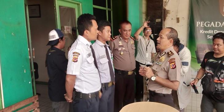 Satpam Di Kabupaten Pangandaran Dirazia Polisi, Kenapa ?
