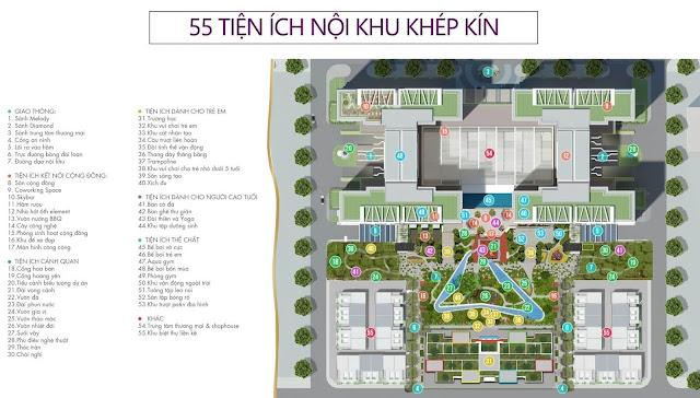 Chung cư 6Th Element Bắc Hà - C51 Bộ Công An