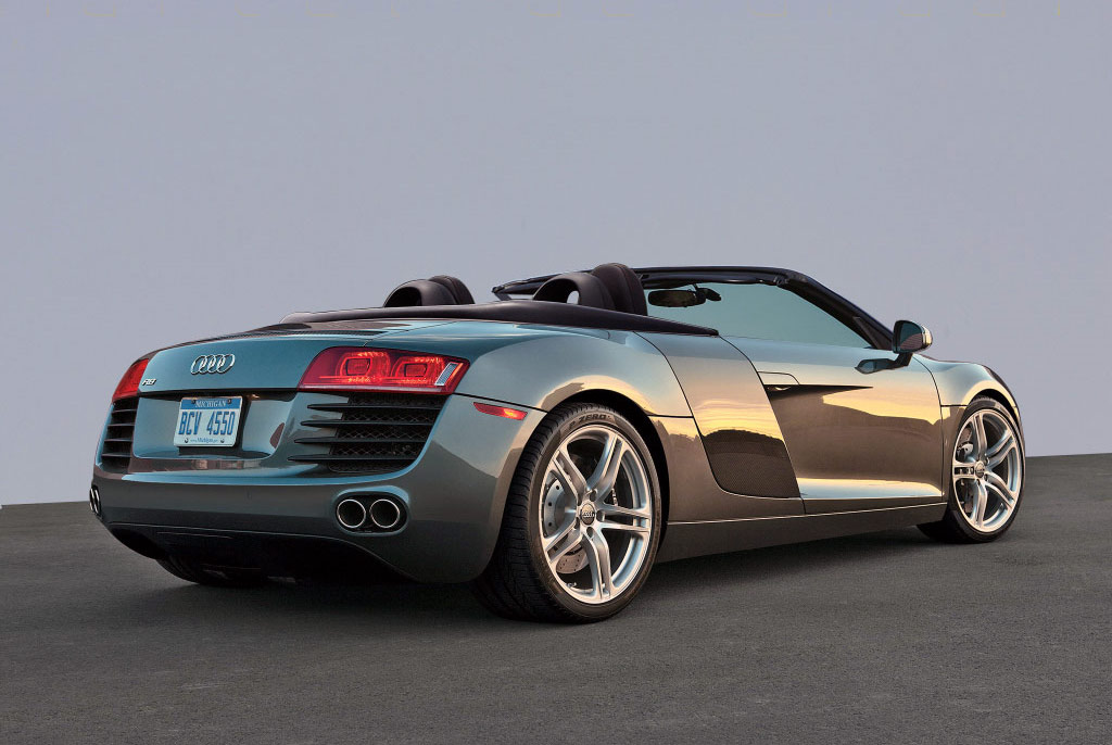 2010 Audi R8 Spyder Review Cars Specifications Review And