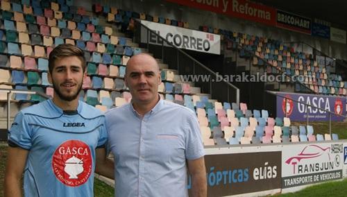 Fútbol | el Baakaldo ficha al lateral Fernando Andrada que llega del Gerena de Tercera
