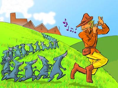 El Flautista de Hamelín - cuentos infantiles
