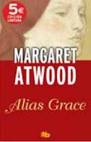 Alias Grace Atwood 20 enero