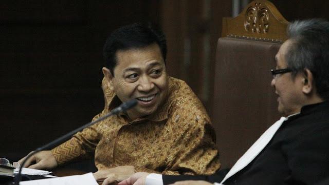 Sidang Korupsi E-KTP: Setnov Bantah Pernah Servis Jam Mewah Pemberian Narogong & Marliem