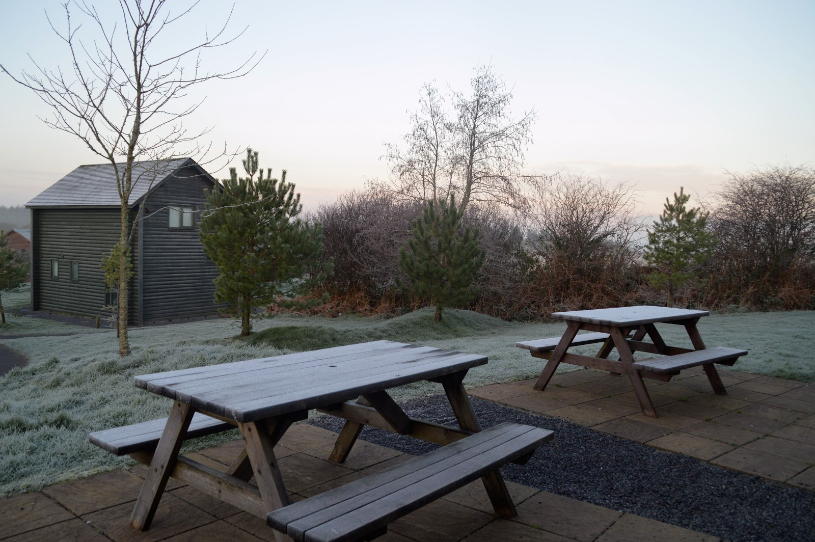 , Travel:  Postcards from Bluestone Wales on a Winter's Break and £25 Off Your next Break
