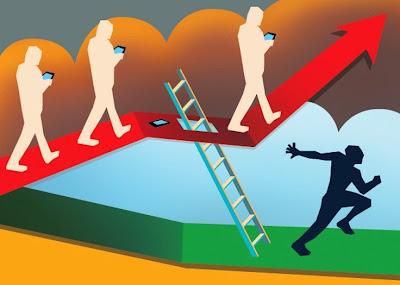 """Risultati immagini per Il mito della """"crescita economica""""  vedi"""