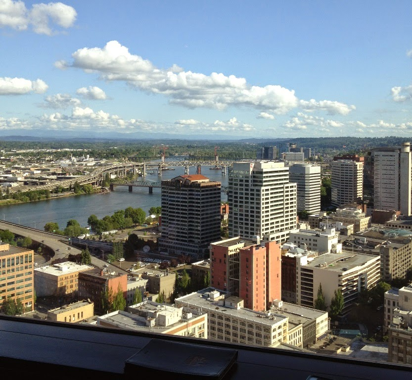 Nestlings By Robin Blog: Portland, Oregon: Spring Quilt