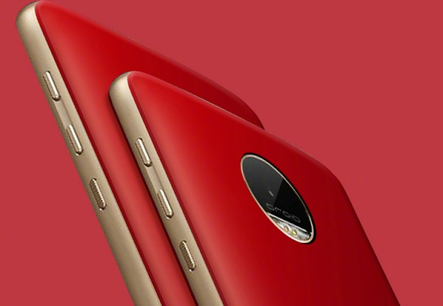 Lenovo-Motorola mocks Apple's RED iPhone 7