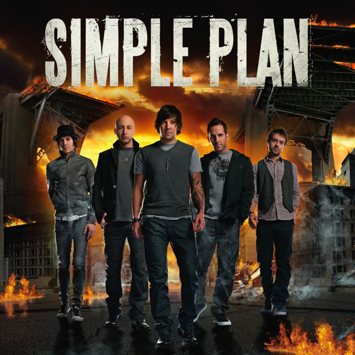 Simple Plan - Save You (Lyrics Video)
