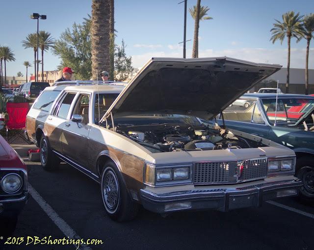 1984 Oldsmobile Custom Cruiser